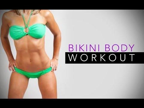 Bikini Body work