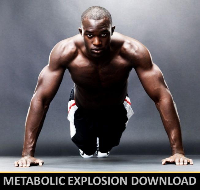 metabolic explosion PDF download