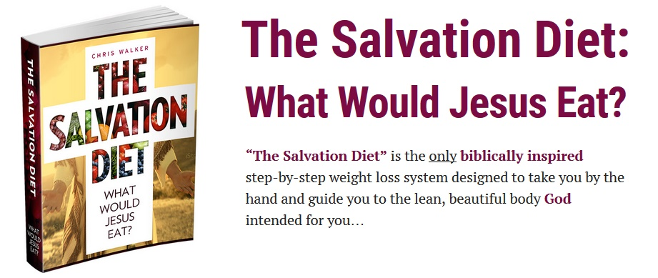 Salvation diet plan