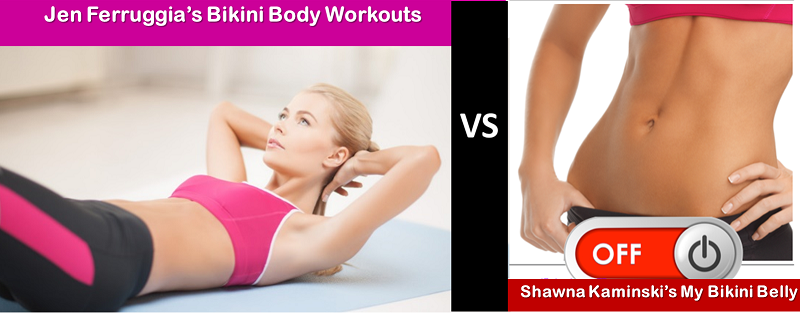 Shawna Kaminski vs Jen Ferruggia a