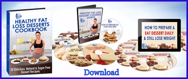 Healthy fat loss desserts download