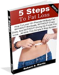 5 steps to fat loss system