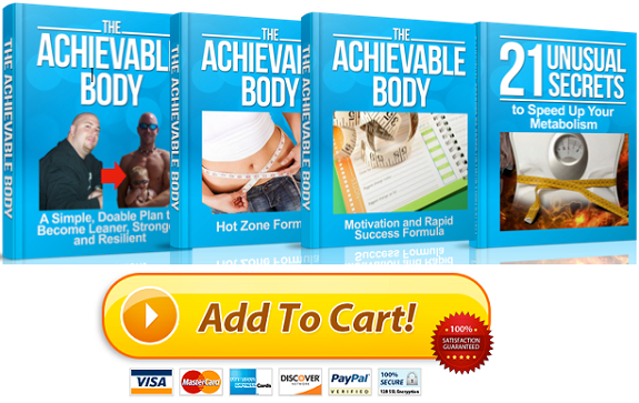 Achievable Body blueprint review