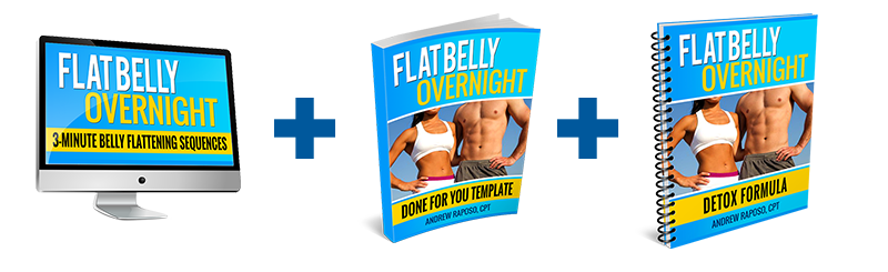 flat belly overnight detox formula pdf