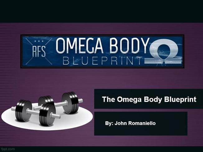 Omega Body Blueprint PDF Download and info on Omega Body Blueprint Program