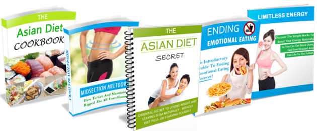 asian diet secret pdf guide