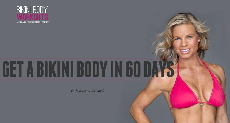 jen ferruggia's bikini body workouts