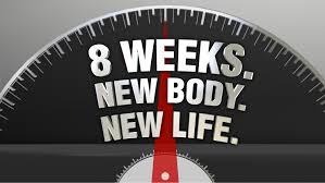 8 week body challenge review