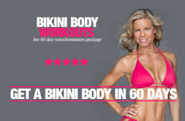 bikini body workouts vs. flab blaster