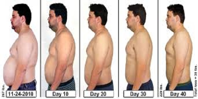Belly Fat in Men