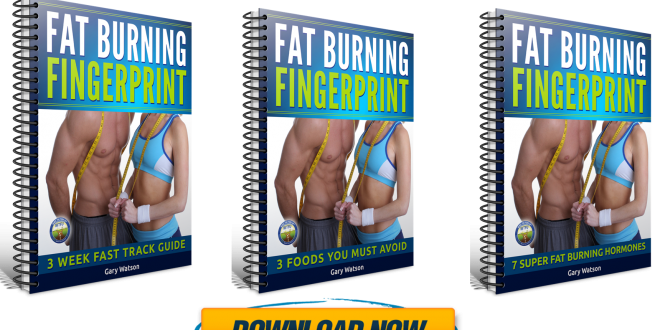 Fat Burning Fingerprint Bonuses PDF