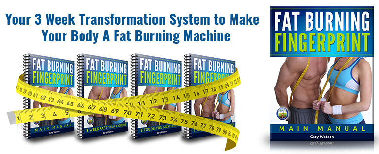Fat Burning Fingerprint system
