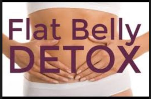 flat belly detox guide