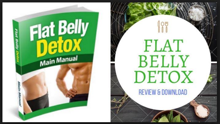 flat belly detox program