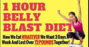 1 Hour Belly Blast Diet