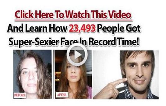 Face fitness formula videos