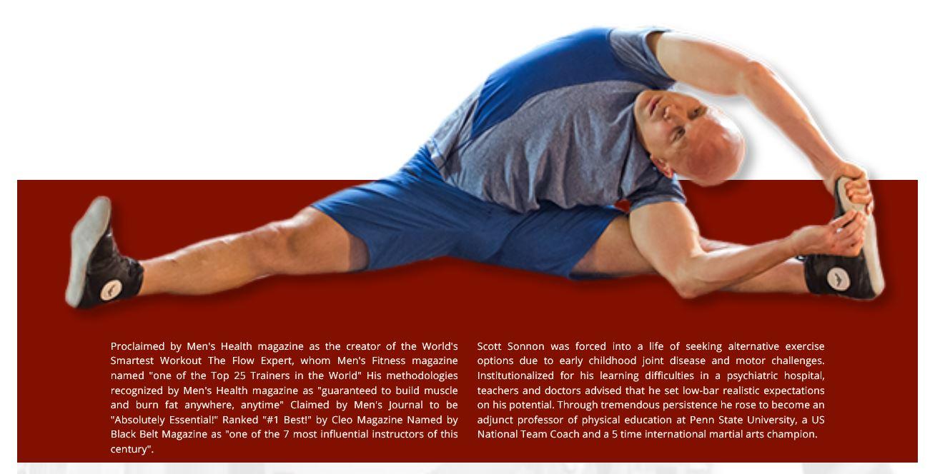 progressive yoga program