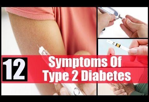 diabetes-symthoms