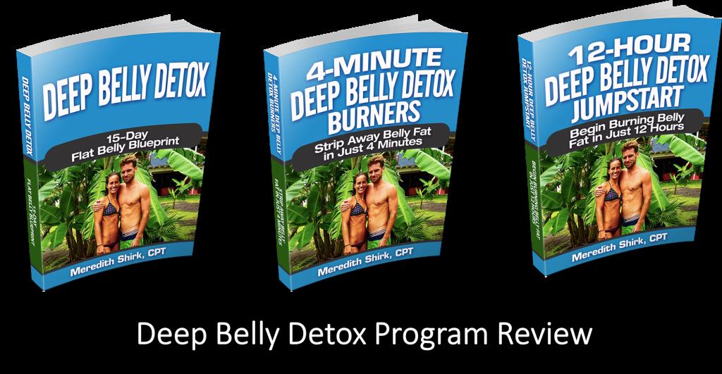 Deep belly detox program