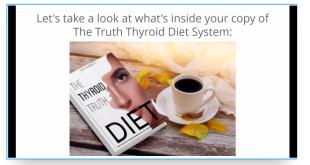 The Thyroid Truth Diet Program