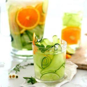 detoxing drinks