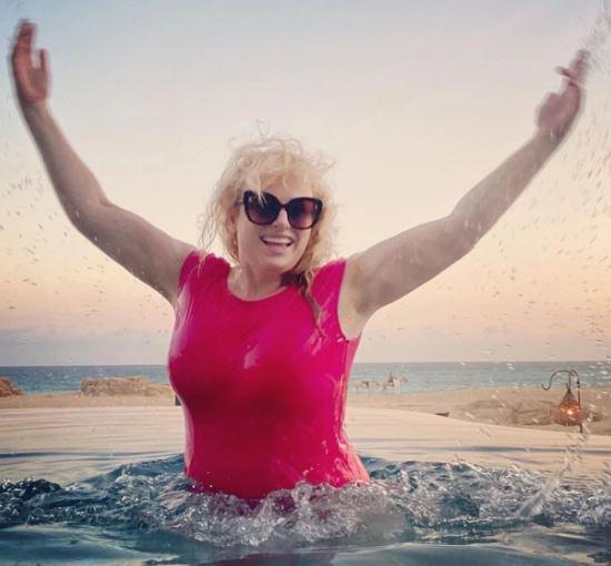 Rebel Wilson's bikini body journey