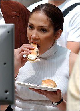 Jennifer Lopez's diet and fitness