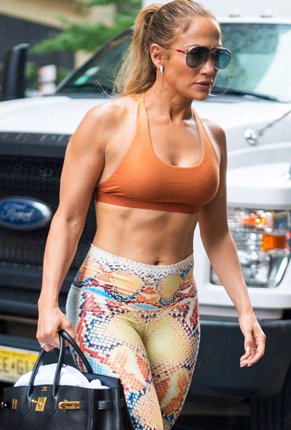 Jennifer Lopez's diet and fitness secrets